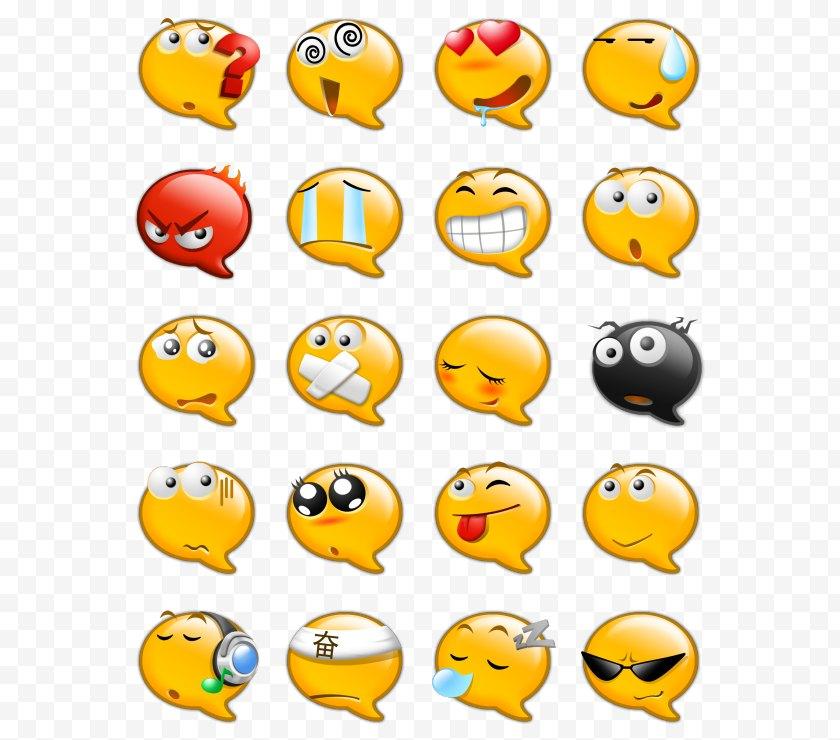 Feeling - Emoticon Emotion Clip Art - Feelings Free PNG