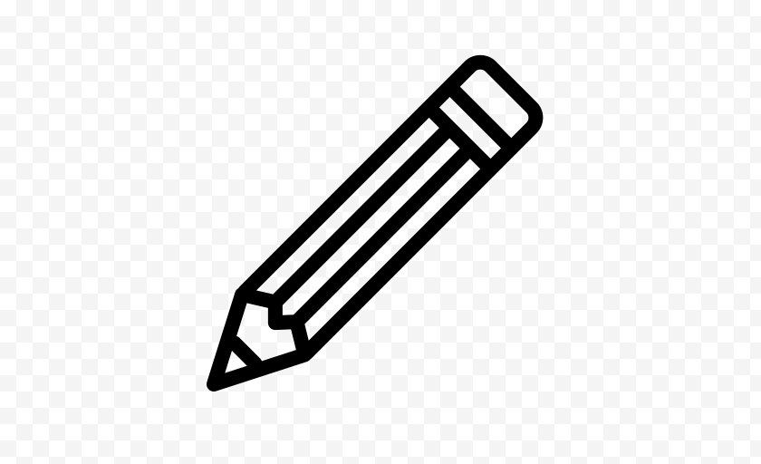 Royaltyfree - Pencil Drawing Clip Art Free PNG