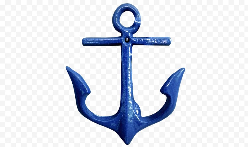 Anchor - Icon Computer File - Body Jewelry Free PNG