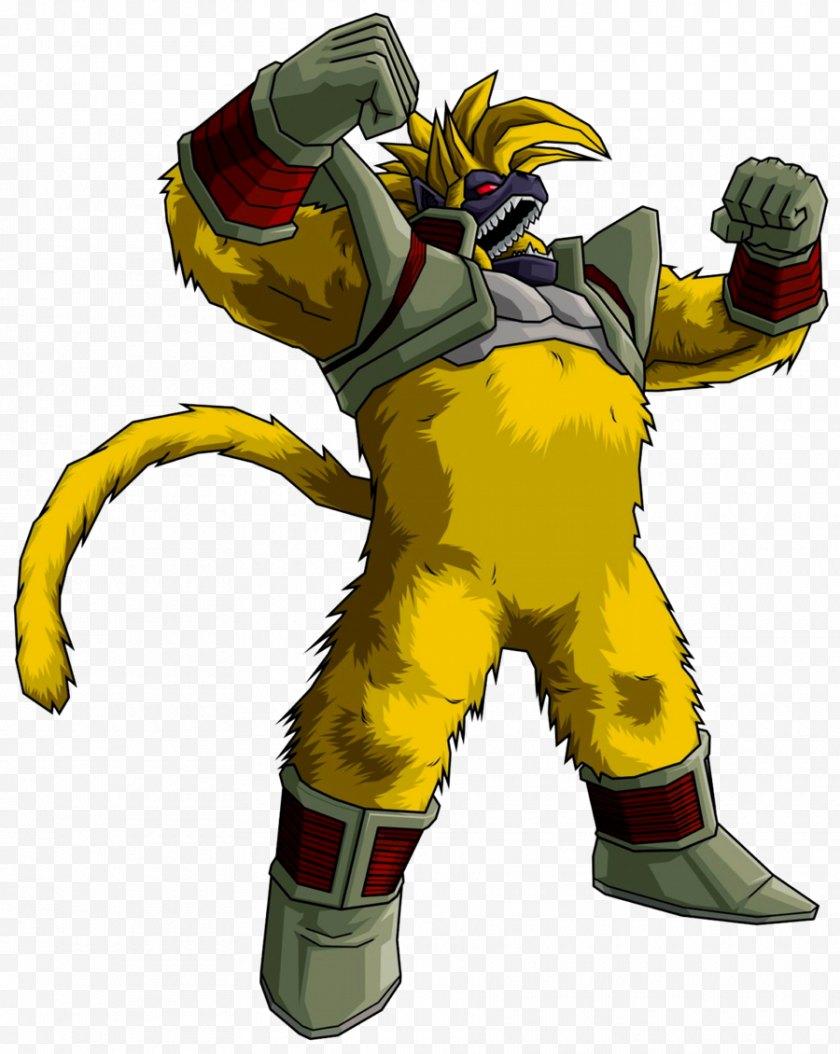 Mythical Creature - Dragon Ball Z: Budokai Tenkaichi 2 Baby Vegeta Goku Trunks - Mecha - Z 3 Free PNG
