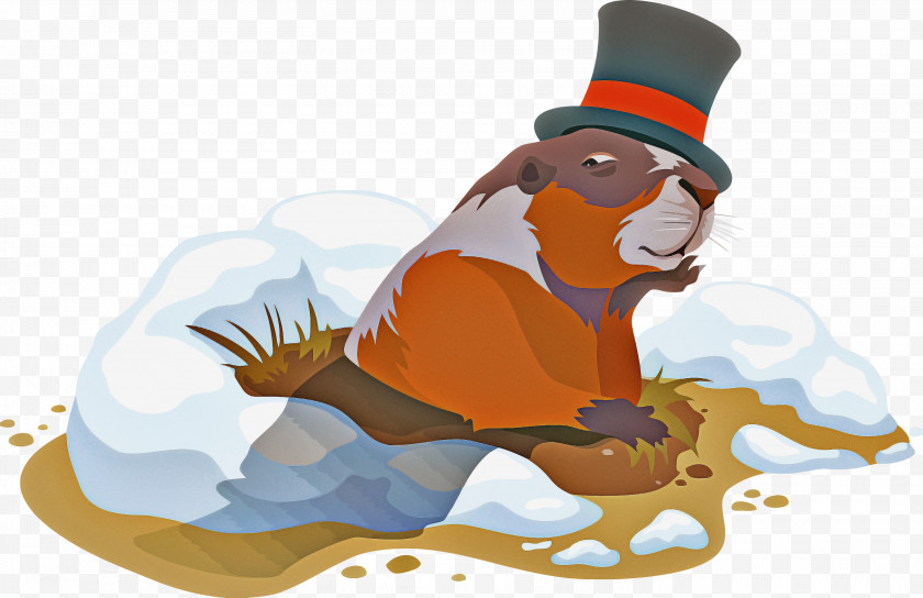 Groundhog Day Happy Groundhog Day Groundhog Free PNG