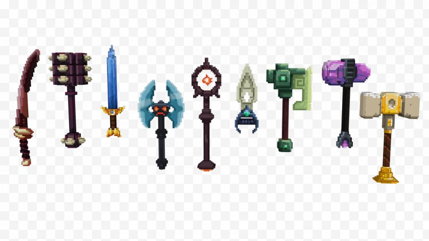 Warlords Of Draenor - Minecraft Forge Weapon - Foam Free PNG