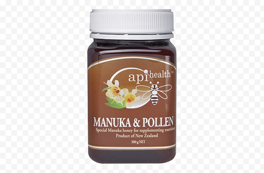 Nutrition - Dietary Supplement Bee Mānuka Honey Manuka Free PNG