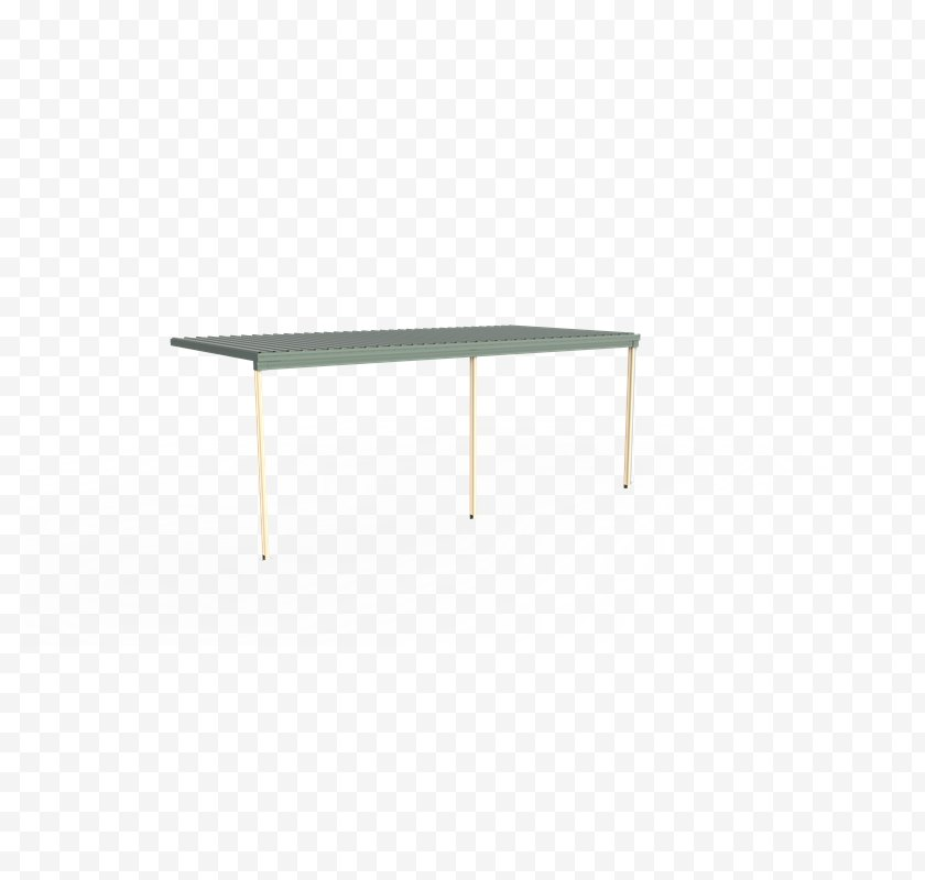 Furniture - Line Angle - Outdoor Table Free PNG