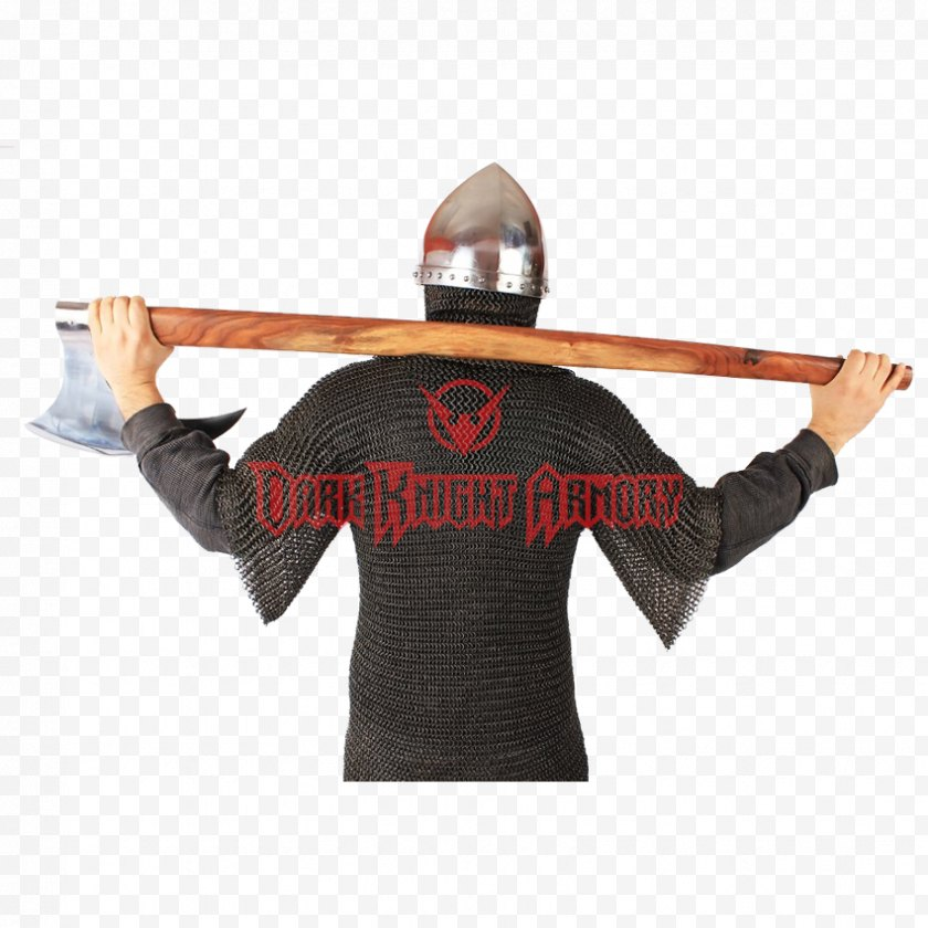 Sword - Dane Axe Middle Ages Vikings - Costume Free PNG