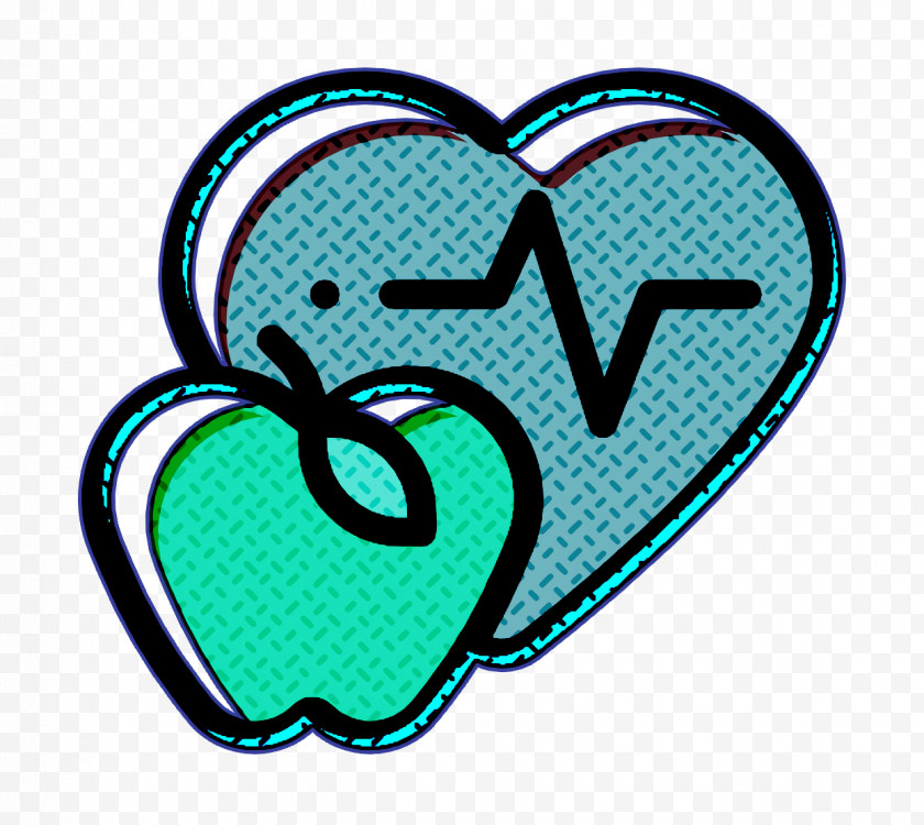 Health Icon Motivation Icon Heartbeat Icon Free PNG